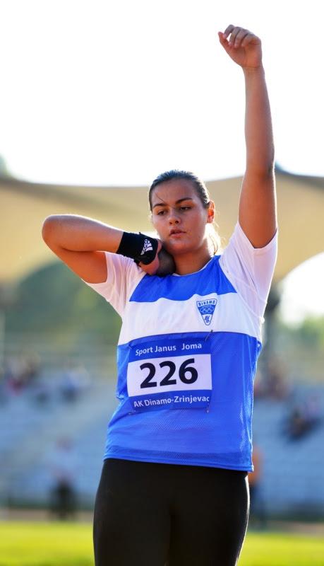 Pulenka Rolanda Varge, Marija Tolj, rekordnih 13 zlata sa PH. Ukupno 14 medalja