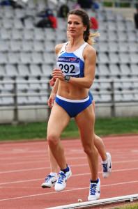 Bojana Bjeljac, nastup na SP u Londonu, i viceprvakinja Balkana u maratonu !