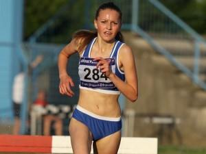 Lora Ontl, 1 državni rekord!