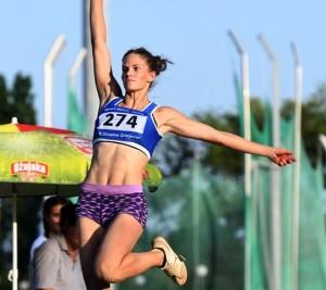Paola Borović, 2 državna rekorda!