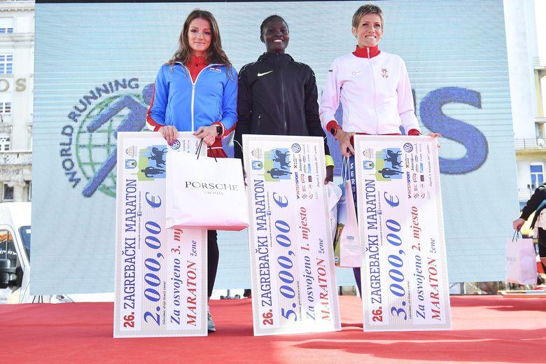 Srebrna medalja na Prvenstvu Balkana u maratonu !